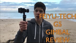 Feiyu-Tech G5 Gimbal Review & Tutorial