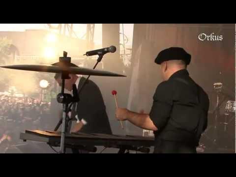NITZER EBB - Down On Your Knees [Live@Amphi Fest 2011] HQ