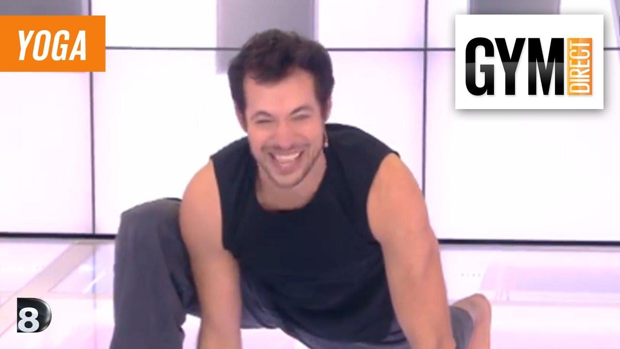 yoga pour d butants yoga 4 youtube. Black Bedroom Furniture Sets. Home Design Ideas