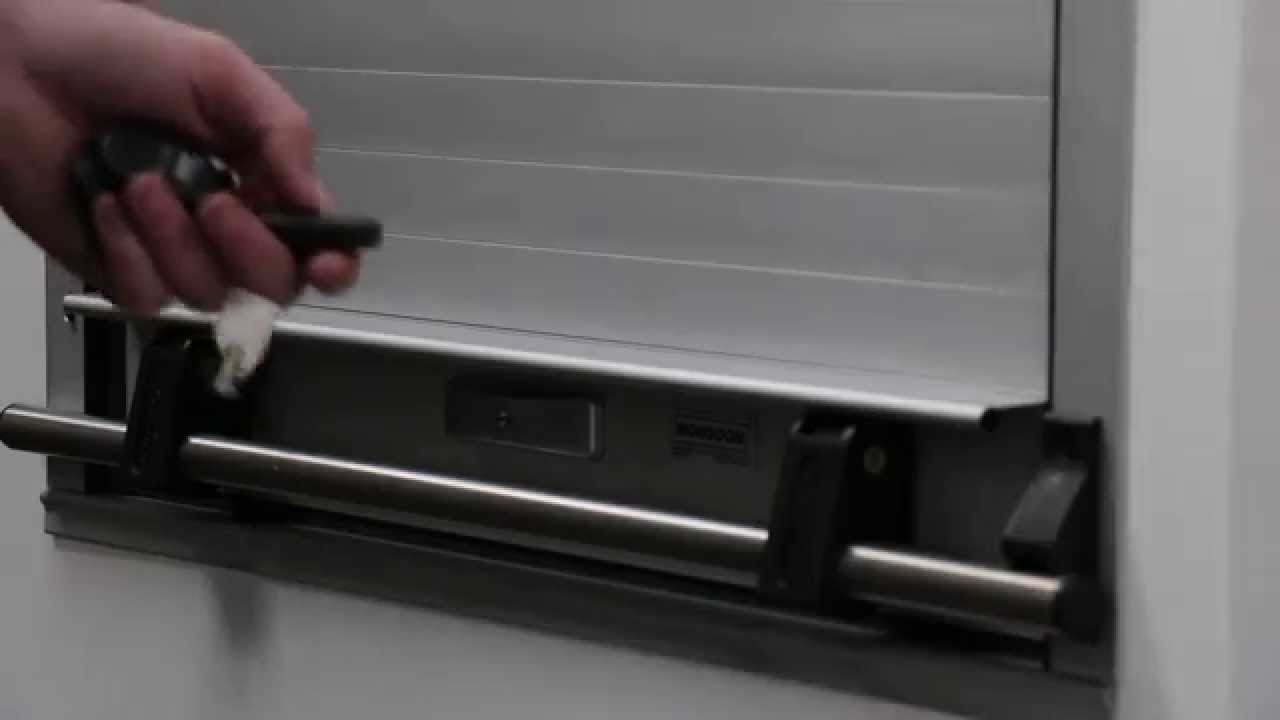 Roller Shutter Kitchen Doors N35 Aluminium Vehicle Roller Shutter Youtube