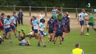 Rugby Fédérale 2 Isle Usal