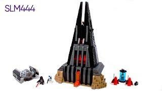 LEGO Star Wars 75251 Darth Vader's Castle Review | ОБЗОР