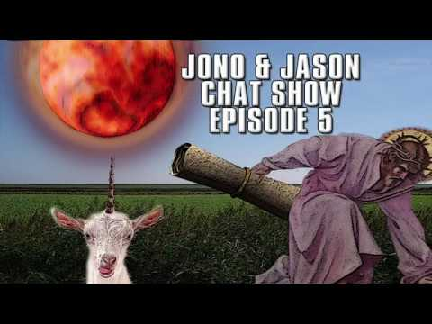 Jono and Jason chat show! Episode 5 - Message in a Bottom ((Audio Podcast))