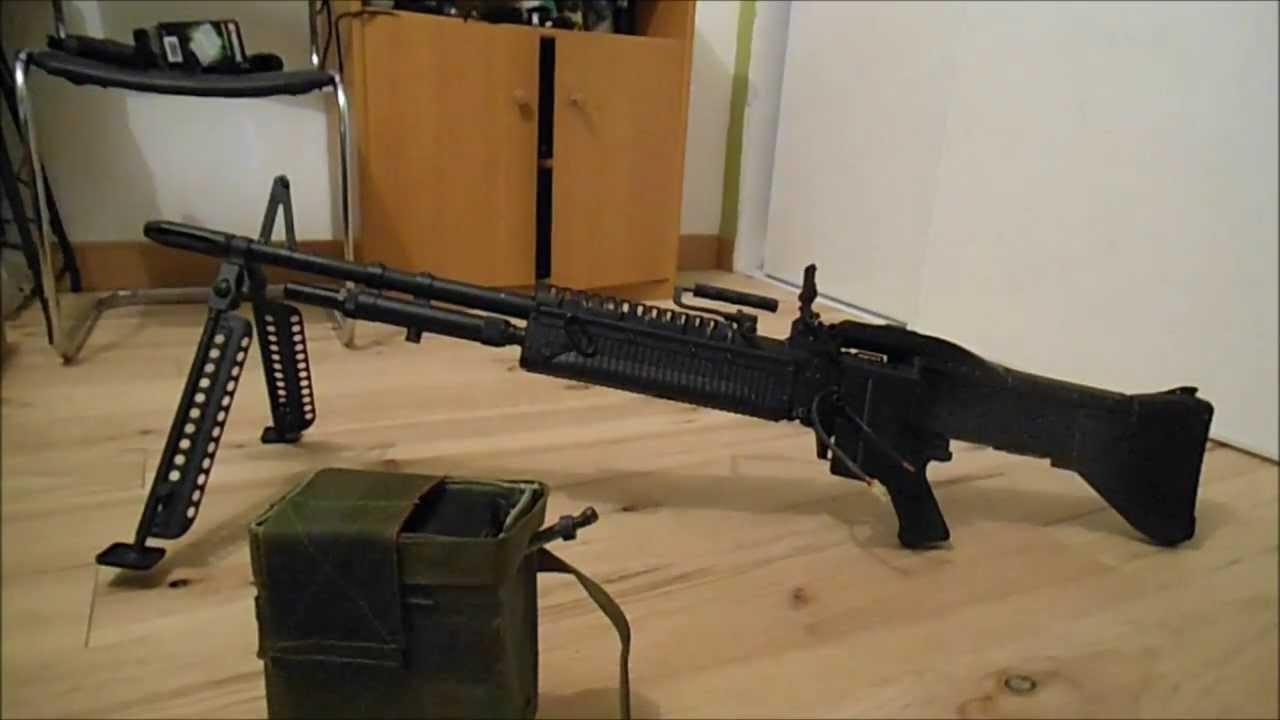 Review M60 vietnam en francais