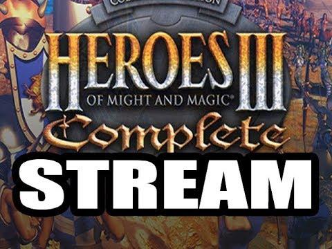 Heroes 3 HOTA PVP Stream