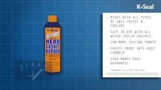 K-Seal ULTIMATE Head Gasket Repair