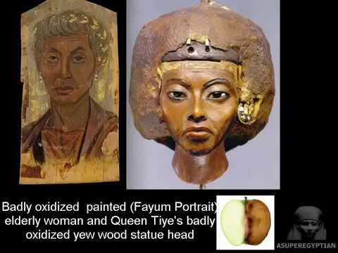 Ancient Egyptian Artwork Destroys Negrocentrick Black Egypt Fantasies