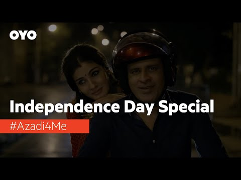 OYO Rooms Independence Day - JAI HIND - #Azaadi4Me