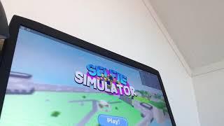 NoaPro487 spelar Slaying och Selfie Simulator I ROBLOX