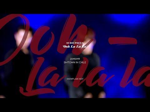 190119 닿은순간 (Ooh La La La) - EXO / SUHO FOCUS