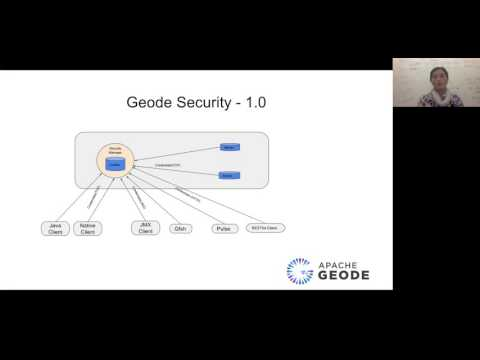New Security in Apache Geode