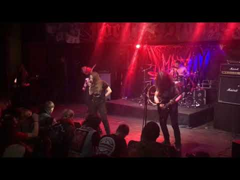 Mass Madness - Chaos Is The Lead (22.09.19, Rock House, Москва)
