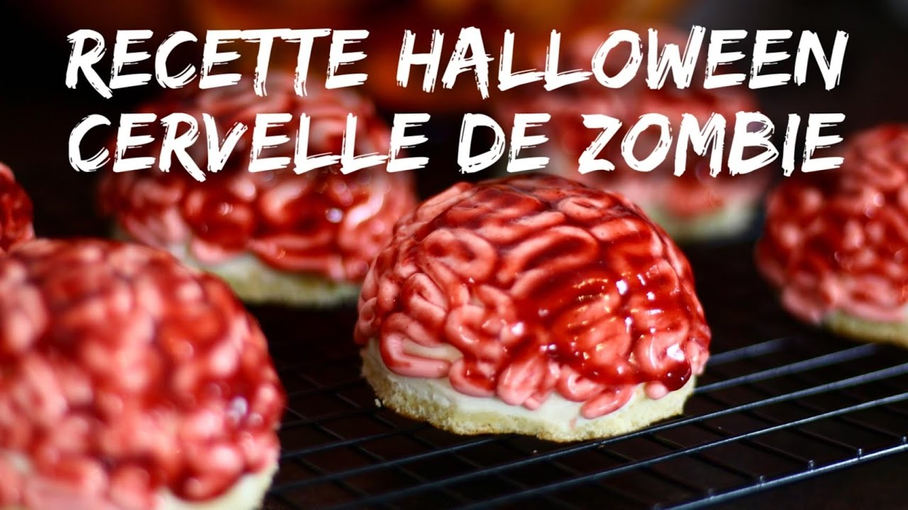 recette halloween cervelle de zombie chocolat et fruits. Black Bedroom Furniture Sets. Home Design Ideas