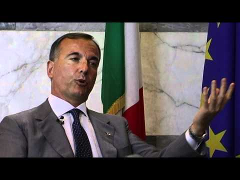 Interview with the Italian Foreign Minister Franco Frattini