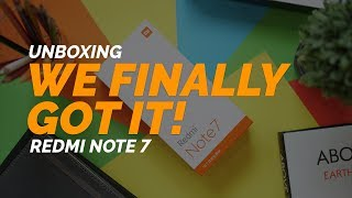 Gambar cover REDMI NOTE 7 - Unboxing