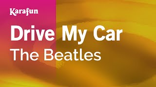 Karaoke Drive My Car - The Beatles *