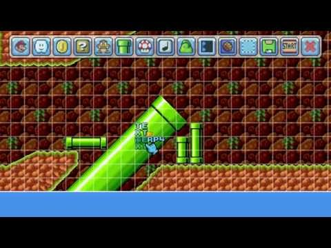 Mario Editor (ME) Tutorial - How to use Warps