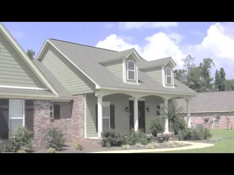 New Ranch Style Home Construction Walkthrough Video for HPG-1800B-1