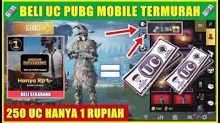 CUMA 1 RUPIAH!!! Cara Beli UC PUBG Mobile Termurah 2019