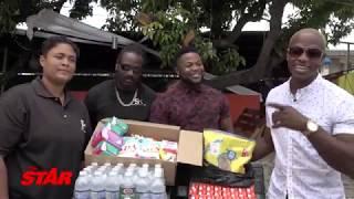 Razor B to help the homeless