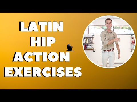 5 Minutes Hip Action Warmup Exercises