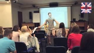видео Курсы английского языка с носителями в Москве