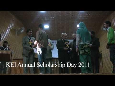 Kashmir Education Initiative: A Documentary - 2012