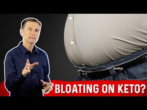 7 Reasons for Bloating, Especially on Keto (Ketogenic Diet)