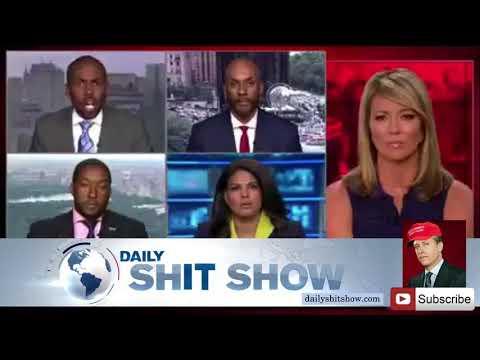 CNN Contributor Hurls Racial Epithet at Black Republican on Air