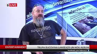 Download Video Florin Ţibu (Crivăţ), solistul trupei Bucovina, despre lansarea noului album MP3 3GP MP4