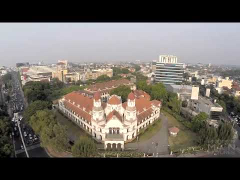 ONE DAY IN SEMARANG WITH DJI PHANTOM [HD]