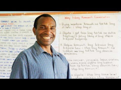 Community Conversations - Papua New Guinea - Project Compassion 2016