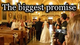'The biggest promise.' - A promise story from because I said I would.