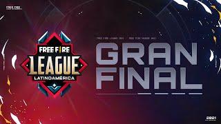 ¡GRAN FINAL Free Fire League! 🔥 | Apertura 2021