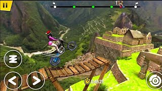 Trial Xtreme 4 Stunt Motocross On Rich Man - Android GamePlay On PC