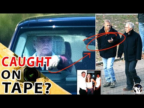 Prince Andrew Has Nowhere To Hide! Ghislaine Maxwell Has The Tapes!