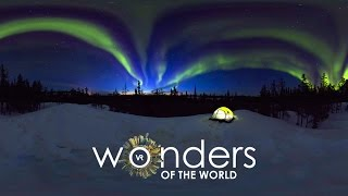 VR Wonders Of The World - Trailer in 4K (360˚ video)