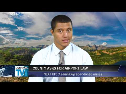 County Seeks Law for Airport Authority