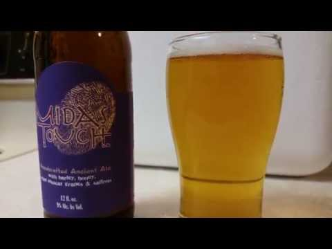 Dogfish Head Craft Brewed Ales Midas Touch