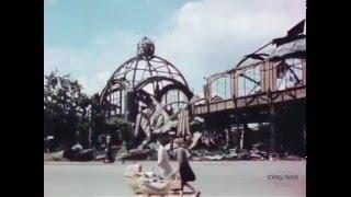 Берлина, Германия после Второй мировой войны в июле 1945 года непосредственно
