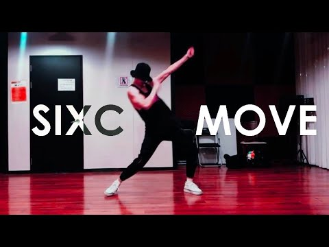 MOVE - SIXC (6 Crazy) Fast Speed Cover