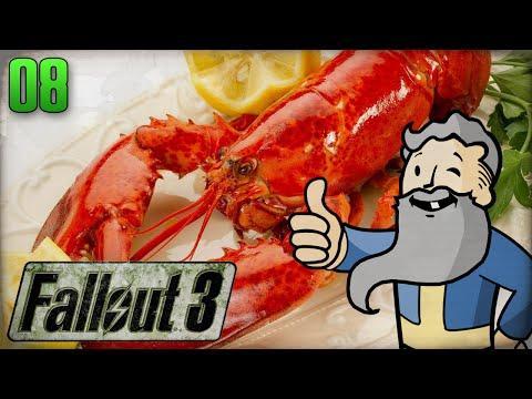 "Fallout 3 Gameplay Walkthrough Part 8 - ""RED  ̶L̶O̶B̶S̶T̶E̶R̶  MIRELURK!!!"" 1080p HD"