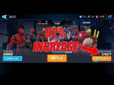 Have FoxNext Broken Blitz? (Part 2: Lower Team Breakdown) - Marvel Strike Force