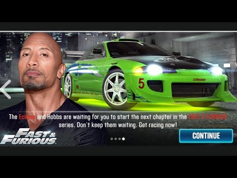 COMPLETING HOBBS MISSION WITH THE MITSIBUSHI ECLIPSE *PART 4*  | CSR RACING 2
