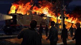 Этот поезд в огне - Аквариум (как играть на гитаре - урок) #ялюблюгитару