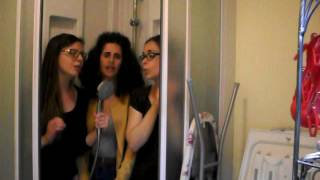 Les Bouilloires Fondues - And when the rain begins to fall (cover)