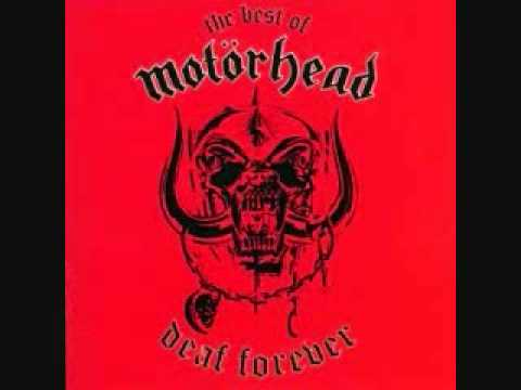 V Album Cover Deaf Forever The Best Of Motorhead Full Album - YouTube