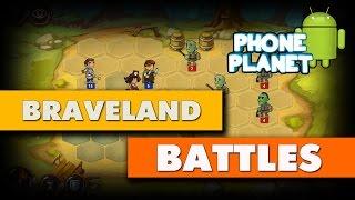 Braveland Battles Прохождение - СТРИМ - PHONE PLANET