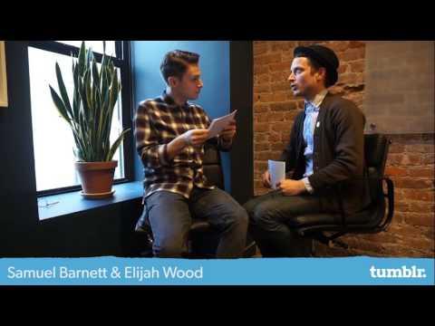 Samuel Barnett & Elijah Wood