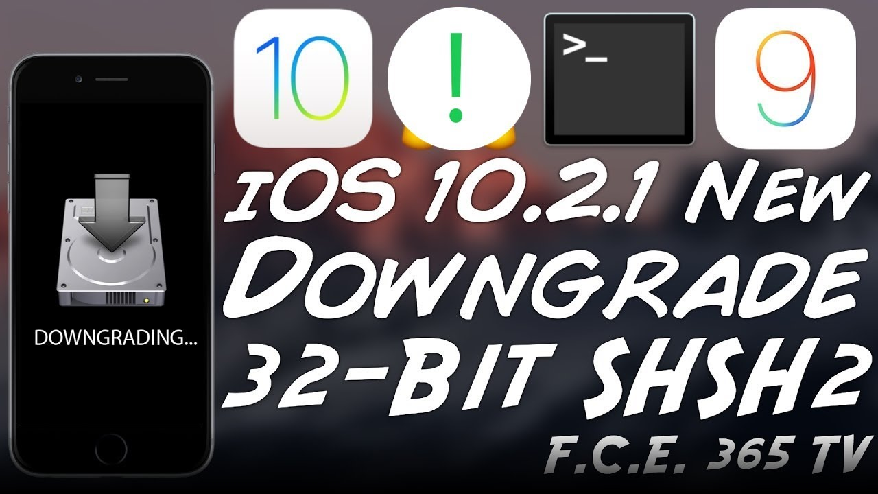 iOS 10 3 Downgrade With Prometheus For 32-Bit / 64-Bit | Save Your Blobs!  by iDevice Central